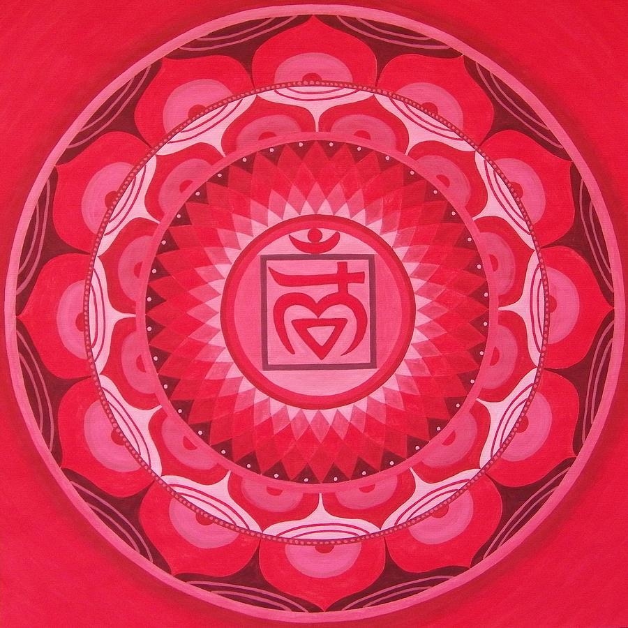 first-chakra-mandala-vlatka-kelc